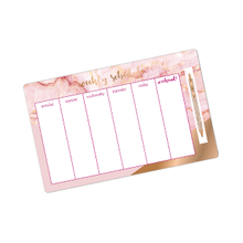 WEEKLY PLANNER WITH PEN
