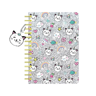 A5 Notebook With Pp Cover