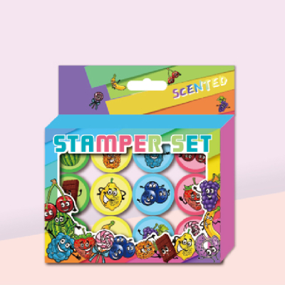 6PK Scented Stampers