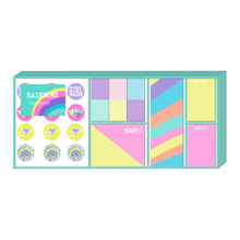 Sticky Notes And Pins Set